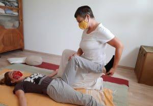 Shiatsu-Behandlung pinos.fit